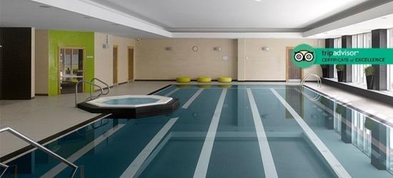 4* Radisson Blu Durham Stay, Spa Access & Treatments for 2