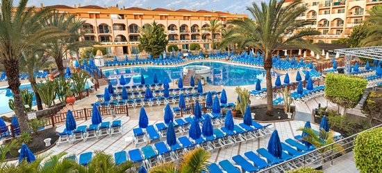 7 nights at the 3* Mirador Maspalomas by Dunas, Maspalomas, Gran Canaria