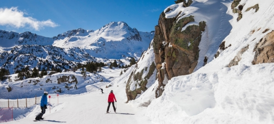 Win a ski holiday for two in Grandvalira, Andorra worth £2,000