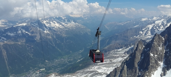 Win a ski trip for two to Chamonix