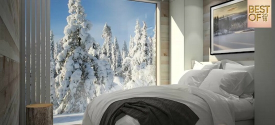 Finland: Lapland train journey & a night in the famous Snow Hotel