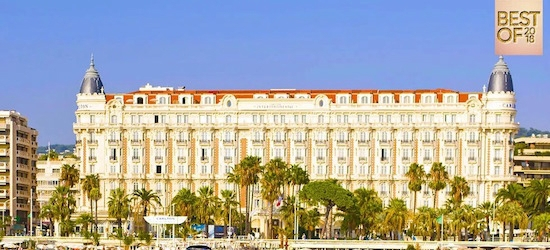 France: Lavish 5* glamour in Cannes