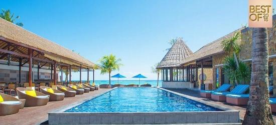 Bali: Romantic 4/5* resorts in 3 Balinese destinations
