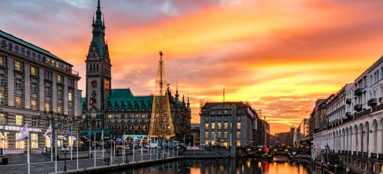 Win a short break for two to Hamburg