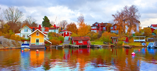 Win a winter holiday in Sweden