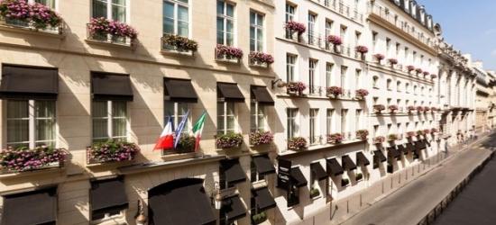£235 per night | Castille Paris, Paris, France