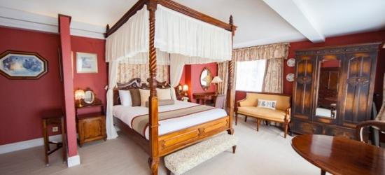 £89 per night | The Holt Hotel, Steeple Aston, Oxfordshire