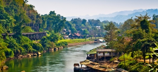 Thailand adventure holiday with River Kwai tour & Phuket private pool villa stay, Bangkok, River Kwai, Sukhothai Historical Park & Phuket
