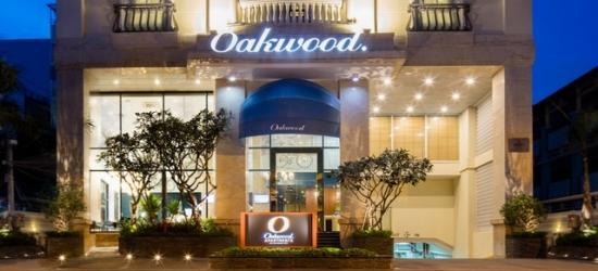 £53 per studio per night | Oakwood Apartments Ho Chi Minh City, Ho Chi Minh City, Vietnam