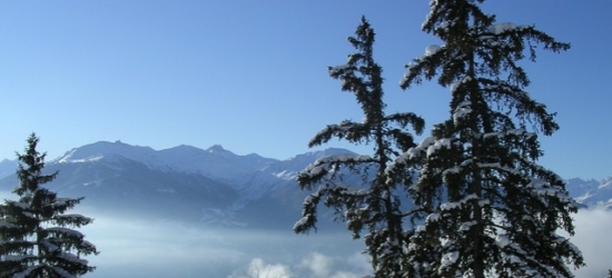 £95 per night | Hotel le Mont Paisible, Randogne, Switzerland