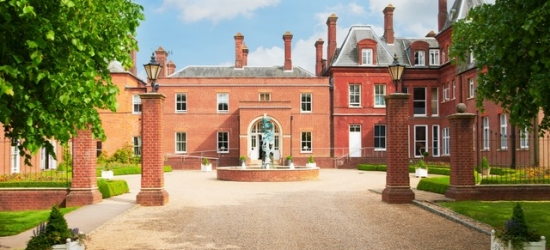 A luxurious break at any of the four renowned Champneys resorts