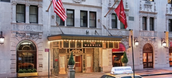 £105 per night | Warwick New York, Midtown, New York