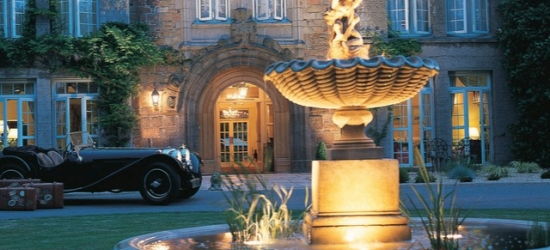 5* exceptional Jersey break with car hire, Longueville Manor, Channel Islands