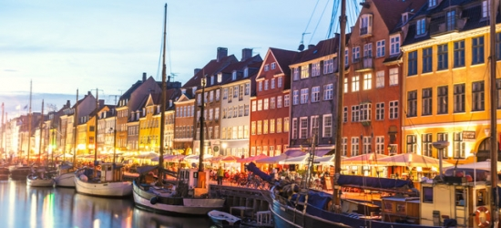 £120 per night | Copenhagen Strand Hotel, Copenhagen, Denmark