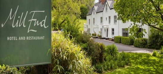 £89 per night | Mill End Hotel, Dartmoor, Devon