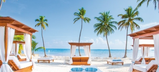 5* Dominican Republic beach holiday with pampering perks