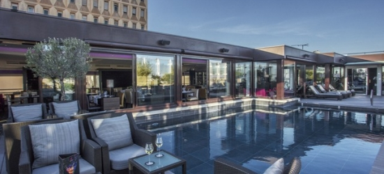 £116 per night | Pullman Montpellier Centre, Montpellier, France