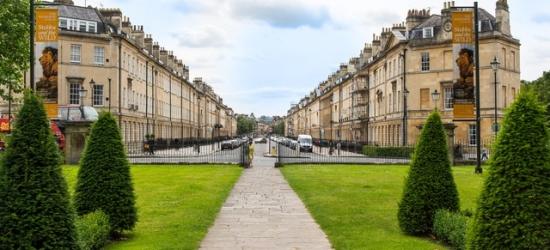 £105 per night | No.15 Great Pulteney, Bath, Somerset