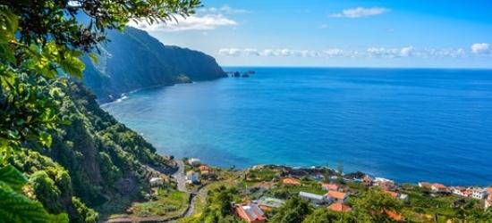 5-star Madeira week & meals