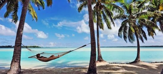 Round: The World Flight fr: Cook Island & Bangkok package