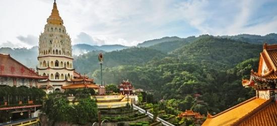 Malaysia: 5-star week, room upgrade & free nights