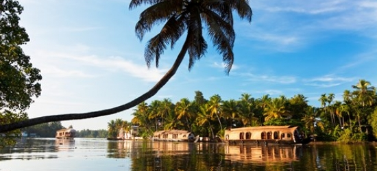 Kerala: 9-night private tour & stays