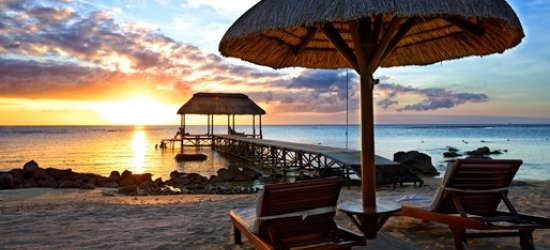 Luxury Mauritius week & free kid's place, 15% off