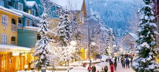 Whistler Village: 30% OffPeak Ski-Season Dates