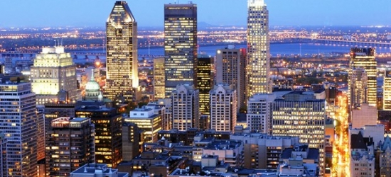 £90-£97 -- Downtown Montreal Stays incl. Breakfast