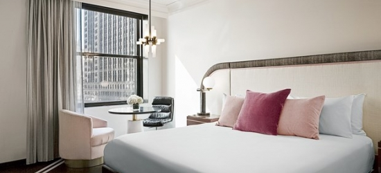 £109 -- Chicago 4-Star Boutique Hotel w/City Views, 60% Off