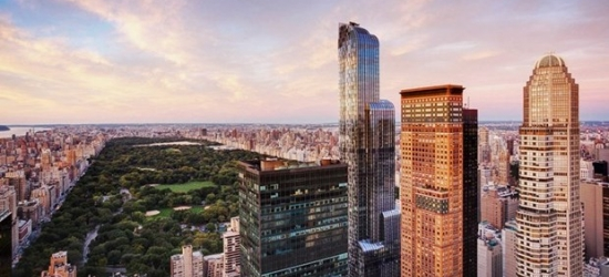 £128 & up -- NYC: Suite at Tallest US Hotel w/Breakfast