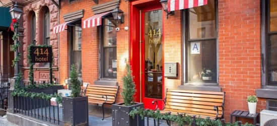 £151 -- Summer in NYC: Boutique Hotel w/Breakfast, 40% Off