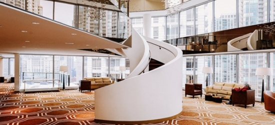 £135-- Chicago: Chic Conrad Hotel w/Parking