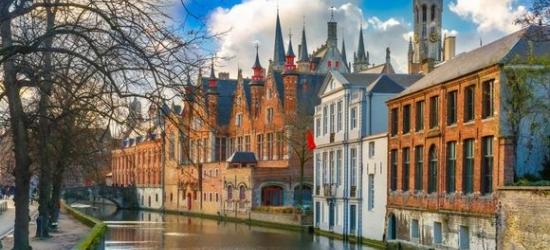 Belgium / Bruges - Elegant & Boutique Style Hotel in 20th-Century Mansion at the Hotel Prinsenhof 4*