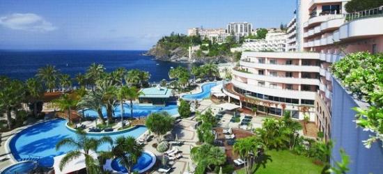 Portugal / Madeira - Incredible Atlantic Views in Madeira  at the Royal Savoy Madeira 5*