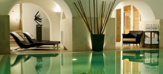 Historical Spa Hotel Off Via Veneto at the Rose Garden Palace 4*