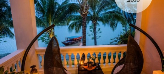 Vietnam / Hội An - Take in Canals & Beaches at Luxurious Hotels in Vietnam at the Anantara Hoi An & Optional Quy Nhon Extension
