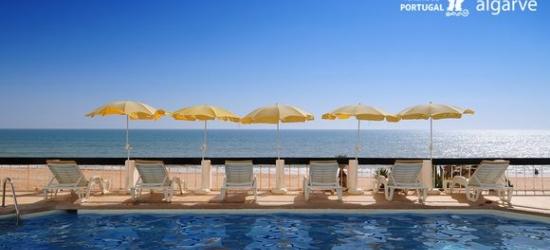 Portugal / Algarve - Relaxing Break on Prime Beachfront Location at the Holiday Inn Algarve 4*