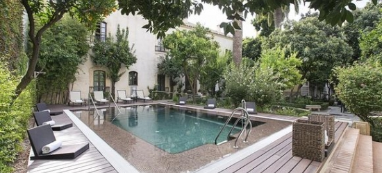 Cordoba - Luxurious Southern Spanish Escape at the Hospes Palacio del Bailio 5*