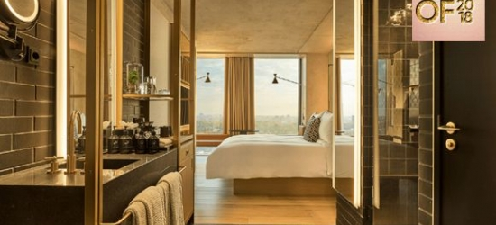 Amsterdam: Stylish Sustainability with City Views at the QO Amsterdam 4*