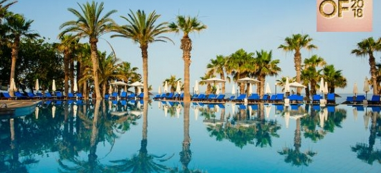 Cyprus / Paphos - Best of 2018: Family Friendly Luxury Resort at the Azia Resort & Spa 5*