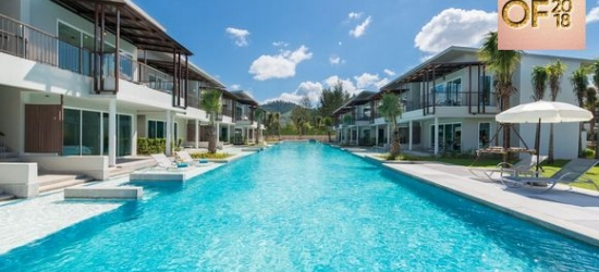 Thailand / Khao Lak - Best of 2018: Sophisticated Island Escape at the The Waters Khao Lak 4* & Optional Krabi Extension