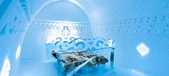 Sweden / Stockholm & Jukkasjarvi - Unique Ice Hotel Experience at the Ice Adventure in Sweden