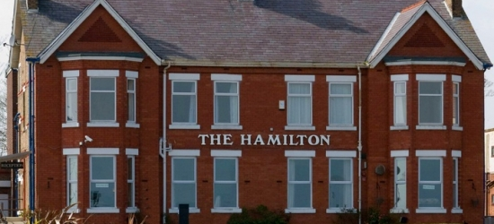 Great Yarmouth: 1 or 2 Nights for Two with Breakfast at The 4* Hamilton Hotel