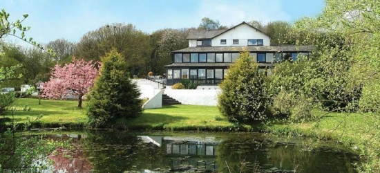 Lake District Stay, B'fast, 3-Course Dinner & Leisure Access for 2