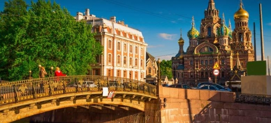4-6nt 4* Tallin & St Petersburg Escape with Train
