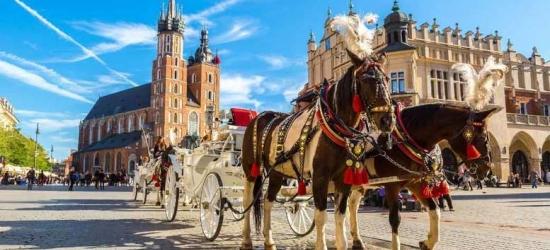 2-3nt Krakow Getaway, Transfers  - Auschwitz Tour Option!