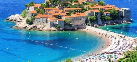 7nt 4* All-Inclusive Montenegro Getaway  - Budva Riviera!