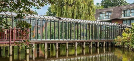 Sutton Coldfield Getaway for 2, Afternoon Tea & Leisure Access