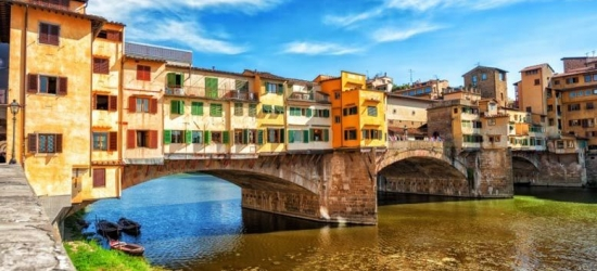 2-3nt Romantic Florence Stay, Breakfast, Box of Chocolates